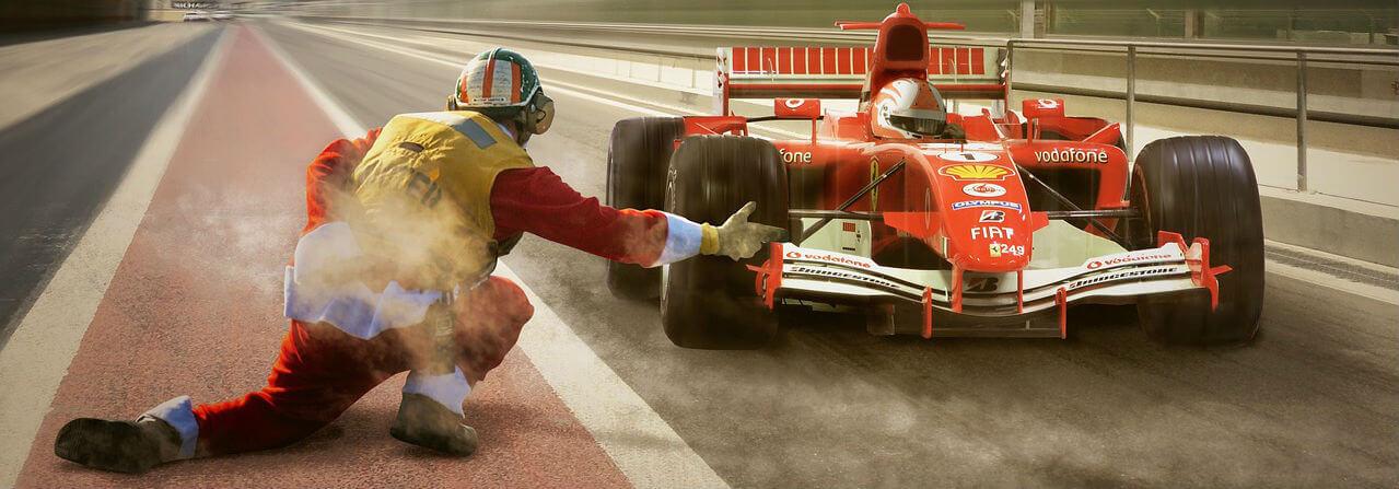 Formula 1 Netissä