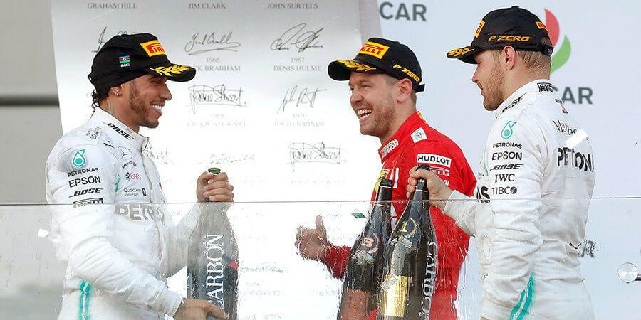 Hamilton-Bottas-Vettel